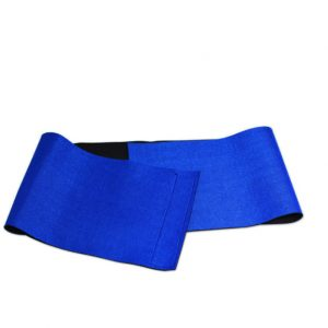 Neoprene compressive waist and lower back support